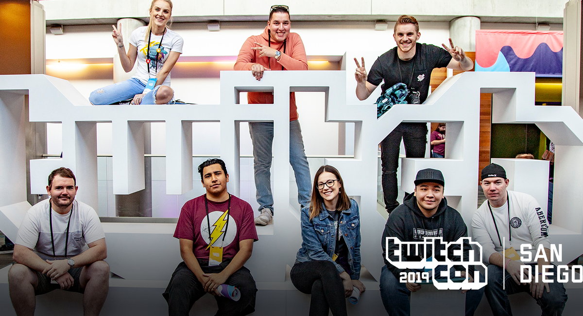 Can't make it to TwitchCon? We got you.