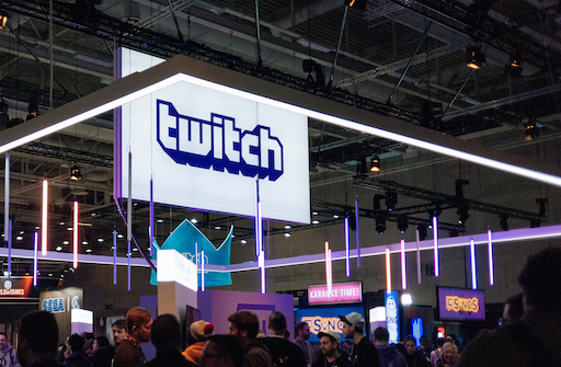 Paint the town purple | TwitchCon 2019