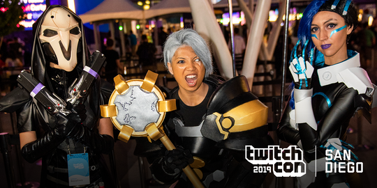 The fourth Cosplay Contest is coming to San Diego