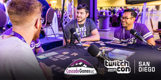 Tabletop Games are Back for TwitchCon San Diego
