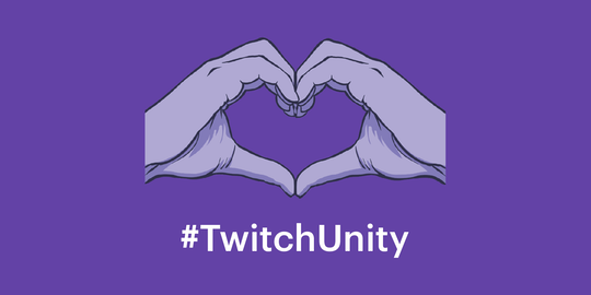Get Inspired and Recharge in the Twitch Unity Lounge at TwitchCon San Diego