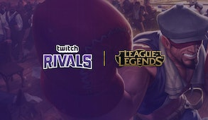 Twitch Rivals: League Of Legends Showdown