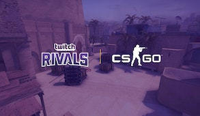 Twitch Rivals: CSGO 2v2 Showdown