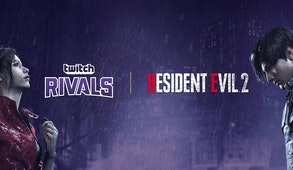 Twitch Rivals: Resident Evil 2 Challenge