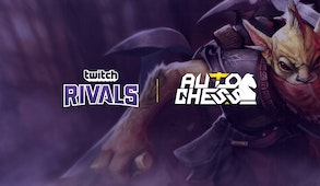 Twitch Rivals: Dota 2 Auto Chess Showdown #2