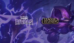 Twitch Rivals: League of Legends Role Robin Showdown