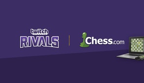 Twitch Rivals: Chess Komodo Boss Rush Challenge