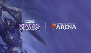 Twitch Rivals: Magic The Gathering Arena Team Draft Challenge
