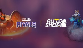 Twitch Rivals: Dota 2 Auto Chess Showdown