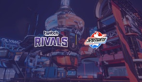 Twitch Rivals: Splitgate: Arena Warfare Showdown