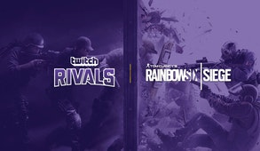 Twitch Rivals: Rainbow Six Siege Showdown