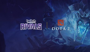 Twitch Rivals: DOTA 2 Showdown
