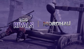 Twitch Rivals: Mordhau Showdown