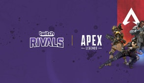 Twitch Rivals: Apex Legends Elite Queue Challenge