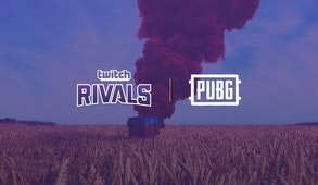 Twitch Rivals: PUBG Showdown