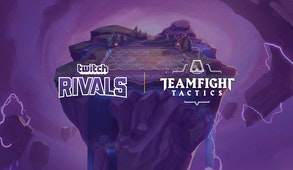 Twitch Rivals: Teamfight Tactics Showdown