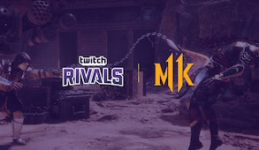Twitch Rivals: Mortal Kombat 11 Tower Challenge