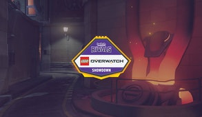 Twitch Rivals: LEGO Overwatch Workshop Showdown