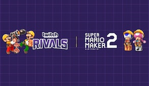 Twitch Rivals Japan: Mario Maker 2 Challenge
