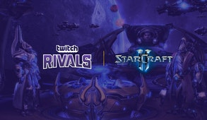 Twitch Rivals: Starcraft Archon Showdown