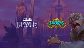 Twitch Rivals: Hearthstone Team Arena Challenge (08-27-19)