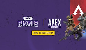 Twitch Rivals: Apex Legends Road To TwitchCon Showdown (08-28-19)