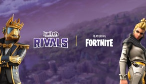 Twitch Rivals: TwitchCon Fortnite Showdown