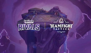 Twitch Rivals: TwitchCon Teamfight Tactics