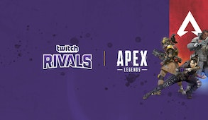 Twitch Rivals: TwitchCon Apex Legends Showdown