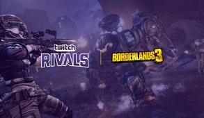 Twitch Rivals: Borderlands 3 Challenge