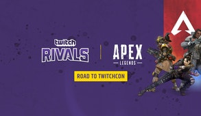 Twitch Rivals: Apex Legends Road to TwitchCon Showdown