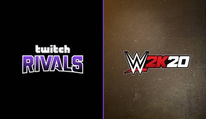 Twitch Rivals: WWE2K Showdown