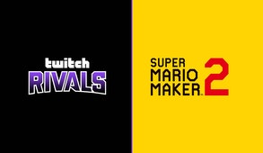 Twitch Rivals: Super Mario Maker 2 Showdown