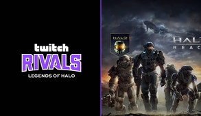 Twitch Rivals: Halo Reach (11-12-19)