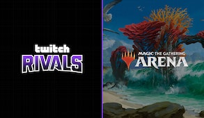 Twitch Rivals: Magic The Gathering Arena (11-19-19)