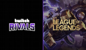 Twitch Rivals: League of Legends Team Draft (11-22-19)
