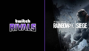 Twitch Rivals: Rainbow 6 Siege Showdown KR
