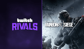 Twitch Rivals: Rainbow 6 Showdown (North America)